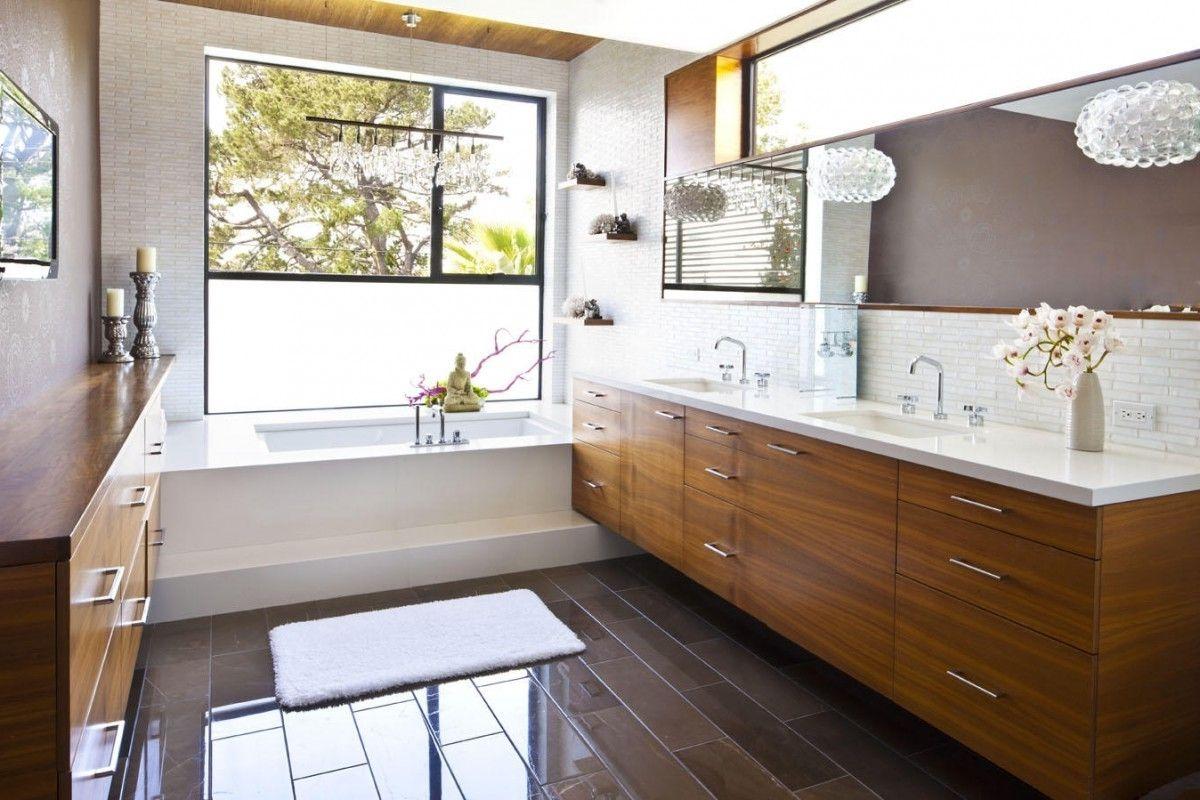 Ravishing Modern American Bathroom in Elegant Look | Design Concepts ...