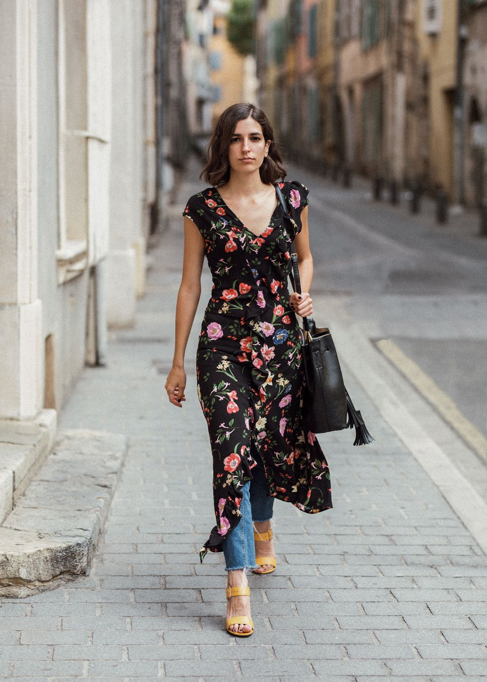 The summer dress you can wear all year long