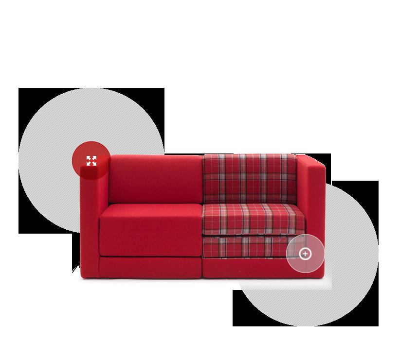 Divani e divani letto Campeggi s.r.l.   Design made in Italy   Home ...
