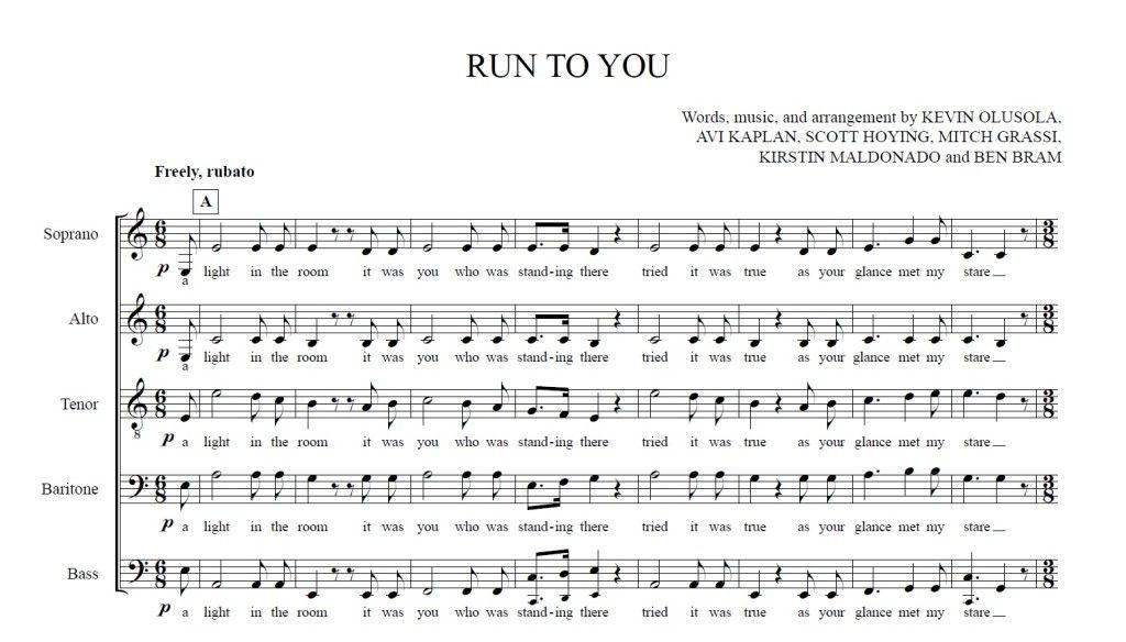 Run to You - Pentatonix   School Ideas   Pinterest   Pentatonix ...