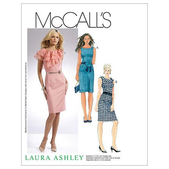 Mccall Pattern M5972 6 - 8 - 10 - 12 - - Mccall Pattern
