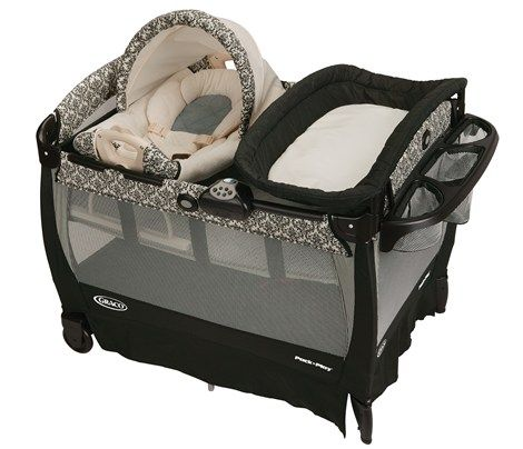 Pack N Play W Cuddle Cove Rittenhouse 382289920 Baby