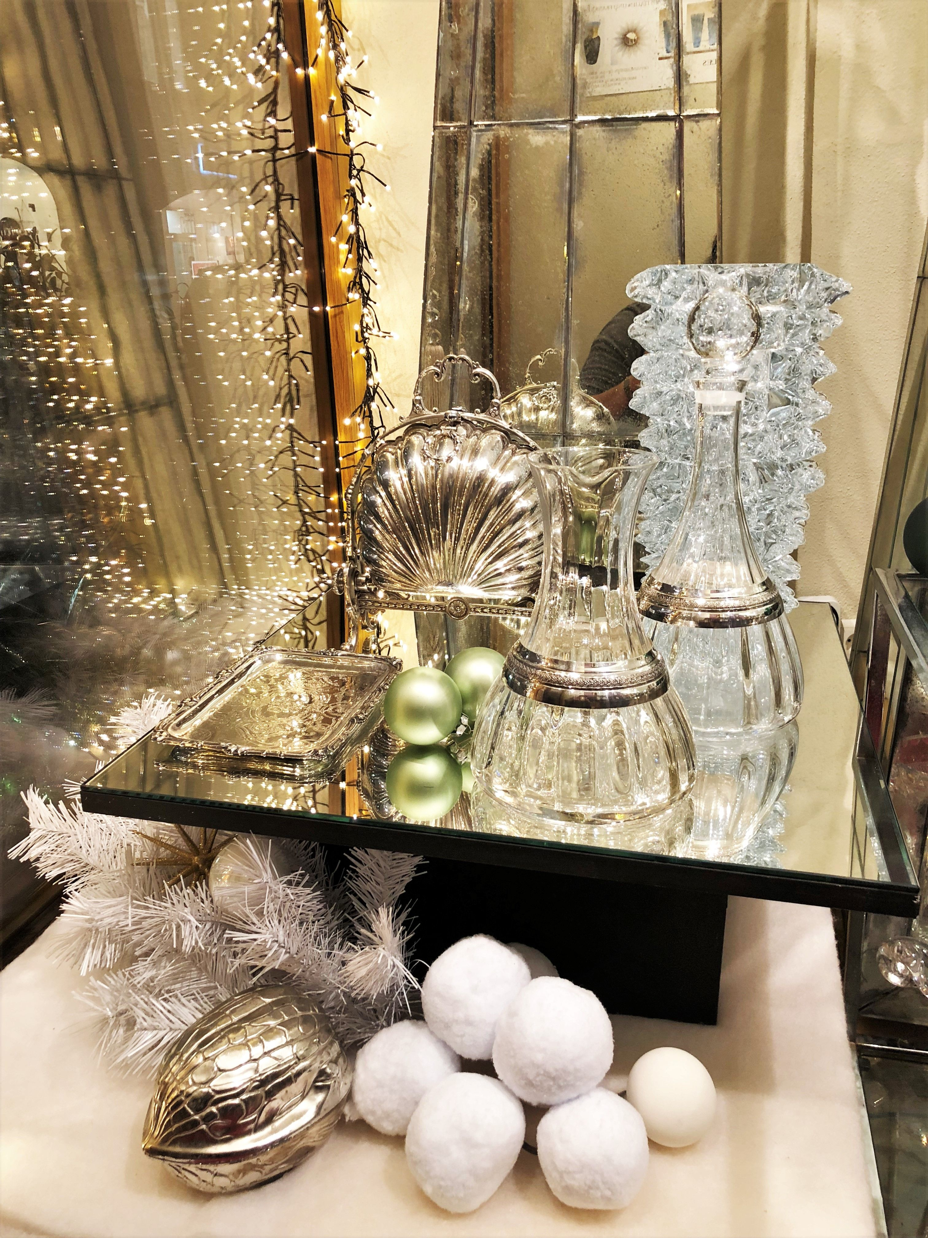 Deckenlampe Murano Stil Hängelampe Jugendstil Antik Glas Handwerkskunst Edel NEU
