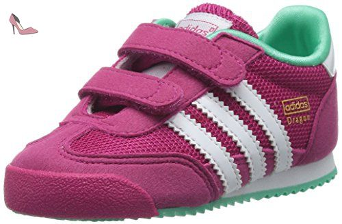 adidas dragon cf rose