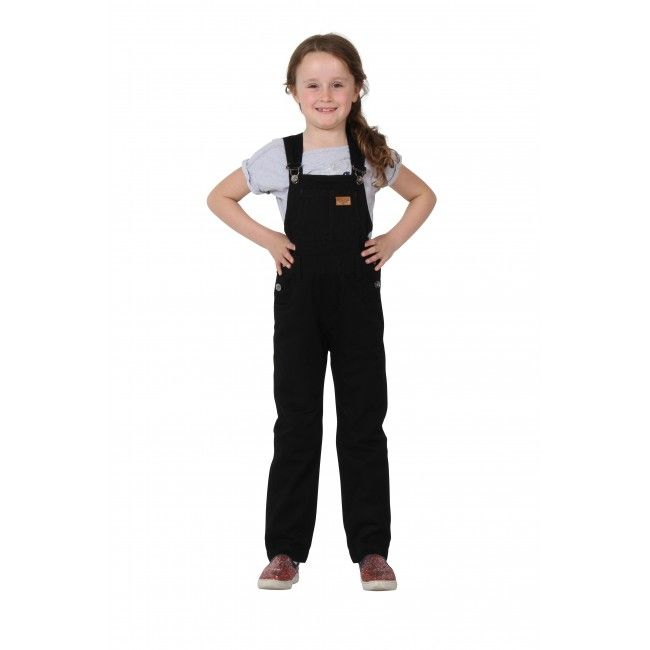 dungarees boys work Trousers Children  Suit Overalls pants Kids Bib and Brace