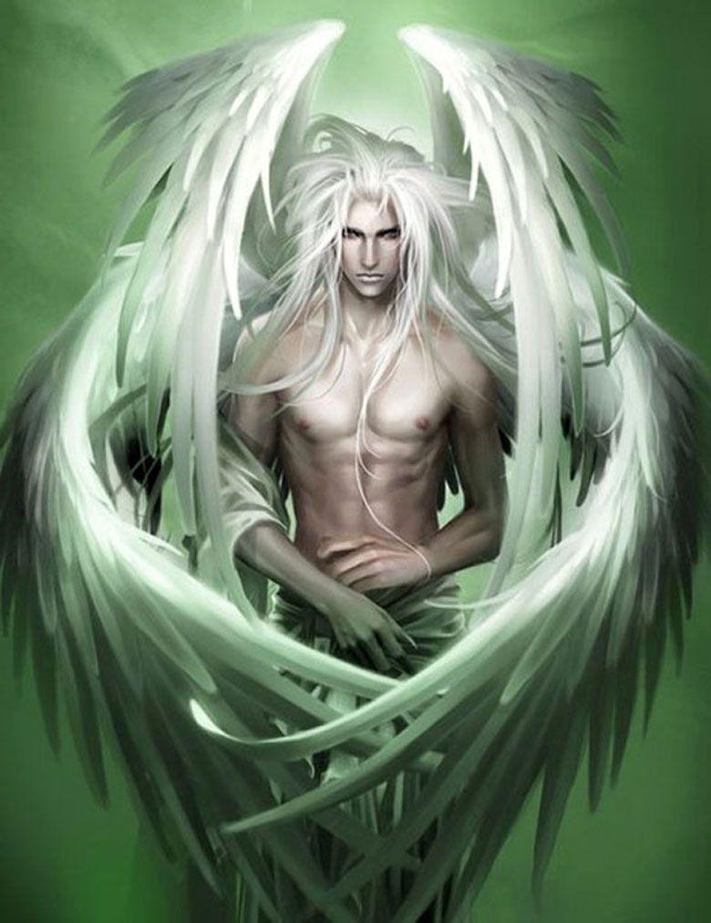 они были картинка фэнтези ангел мужчина контролировали