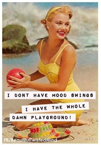 Dating a girl who has mood swings