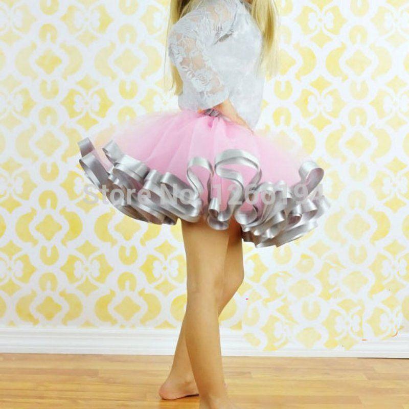 ddb68dc8f Lovely Baby Kids Girl Princess Party Tulle Tutu Desgaste de la Danza ...