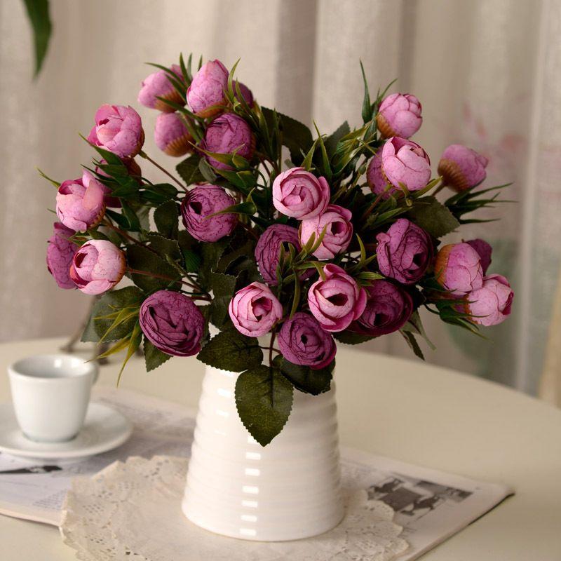 Aliexpress buy 2015 real sale flores artificiais wedding aliexpress buy 2015 real sale flores artificiais wedding decoration snow camellia rose tea junglespirit Choice Image
