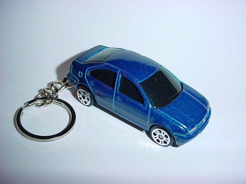 3D BLUE VOLKSWAGEN JETTA CUSTOM KEYCHAIN keyring KEY CHAIN VW BACKPACK  BLING!!!  Unbranded 406d8c2ba6cf