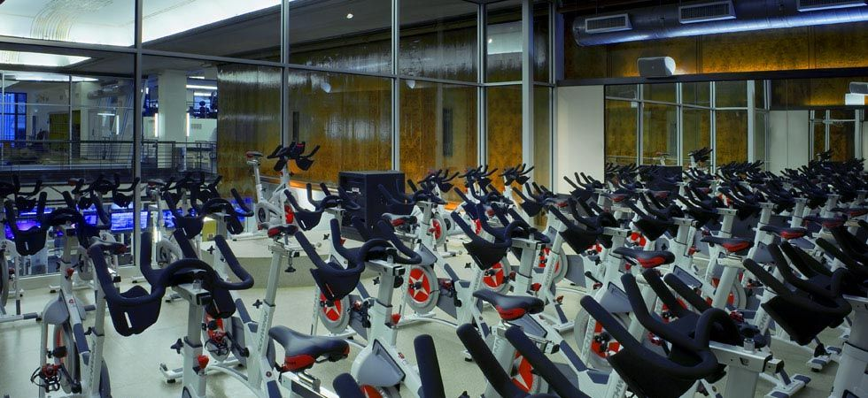 Equinox It S Not Fitness It S Life Cycling Studio Indoor Cycling Fitness Club