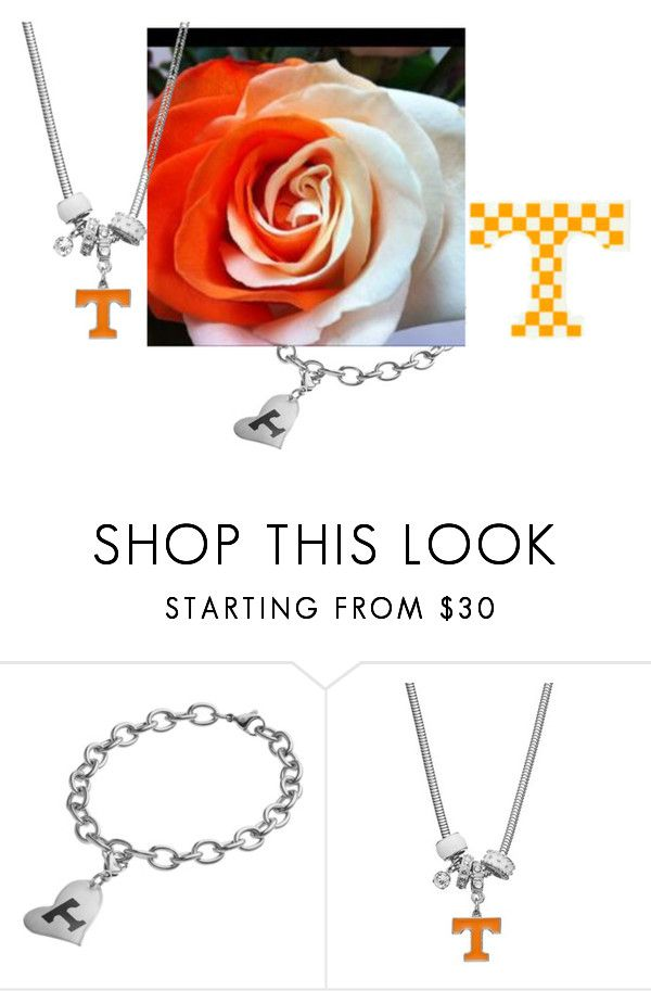 """""""R.I.P Pat Summitt"""" by missy-smallen ❤ liked on Polyvore featuring Fiora"""