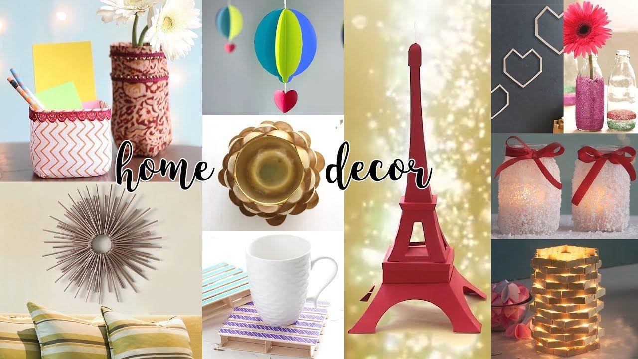Homedecor 14 Easy Diy Home Decor Ideas Useful Things Craft Ideas Diy Home Crafts Diy Home Decor Projects