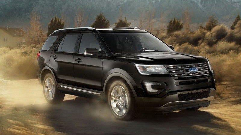 Ford Explorer 2017 en 2020 ford explorer, Ford