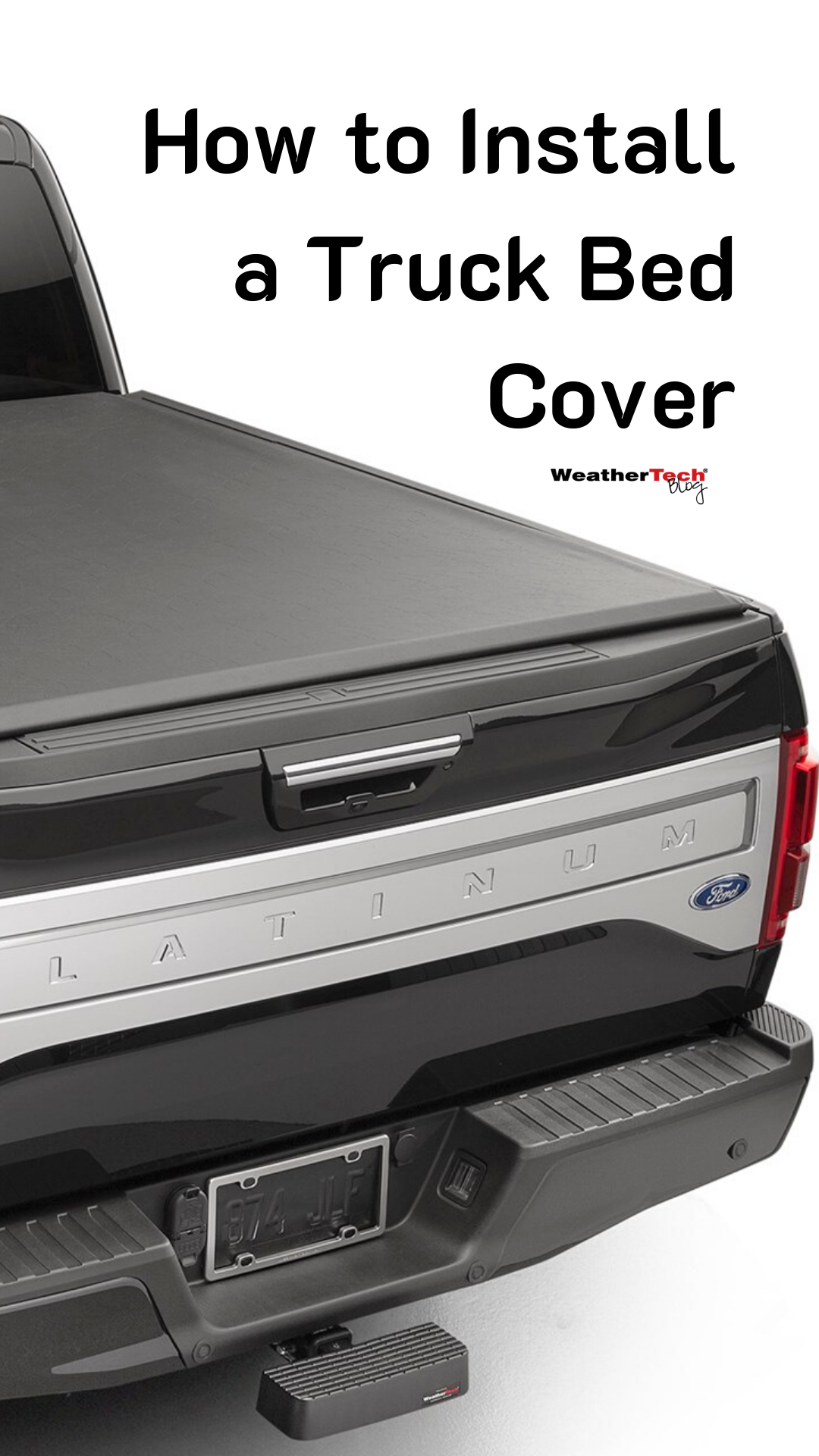 How to Install a Truck Bed Cover in 2020 Truck bed