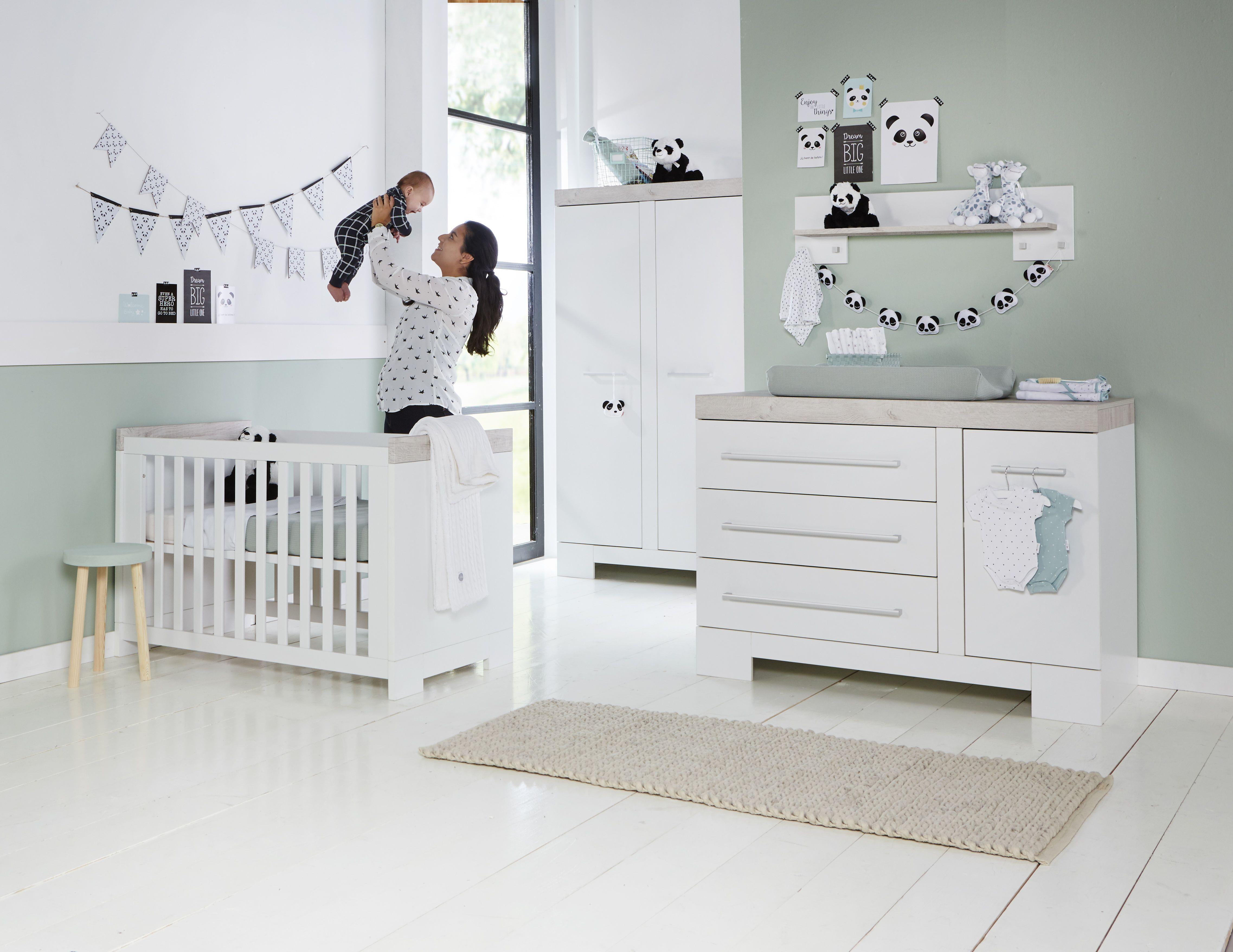 Coole Letters Babykamer : Babykamer futura van het merk twf panda products of fabs world