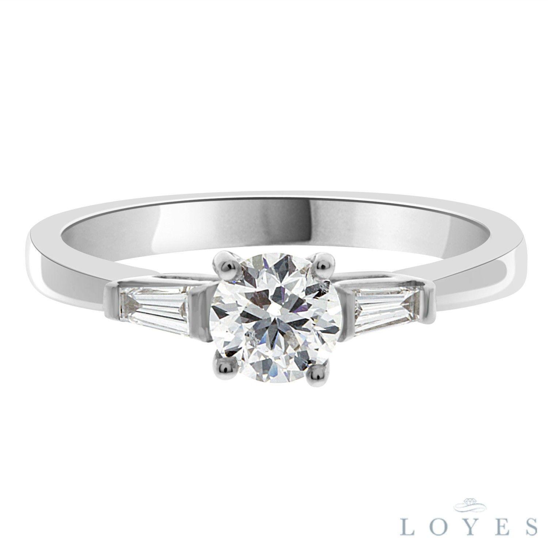 Niamh Diamond Engagement Ring Loyes Diamonds In White Gold Engagement Rings Diamond Engagement Rings Round Diamonds