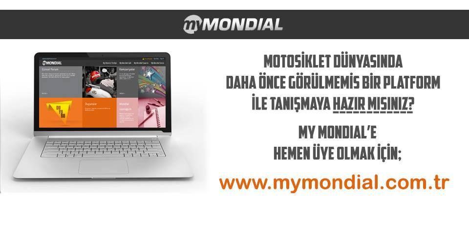 Keyifli bir pazar gecesini My Mondial'de dolaşarak geçirin! www.mymondial.com.tr
