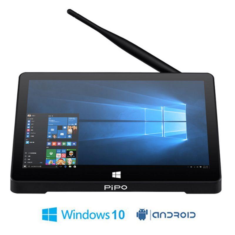 Pipo X9S Win 10 Mini PC Intel Cherry trail Z8300 Quad Core