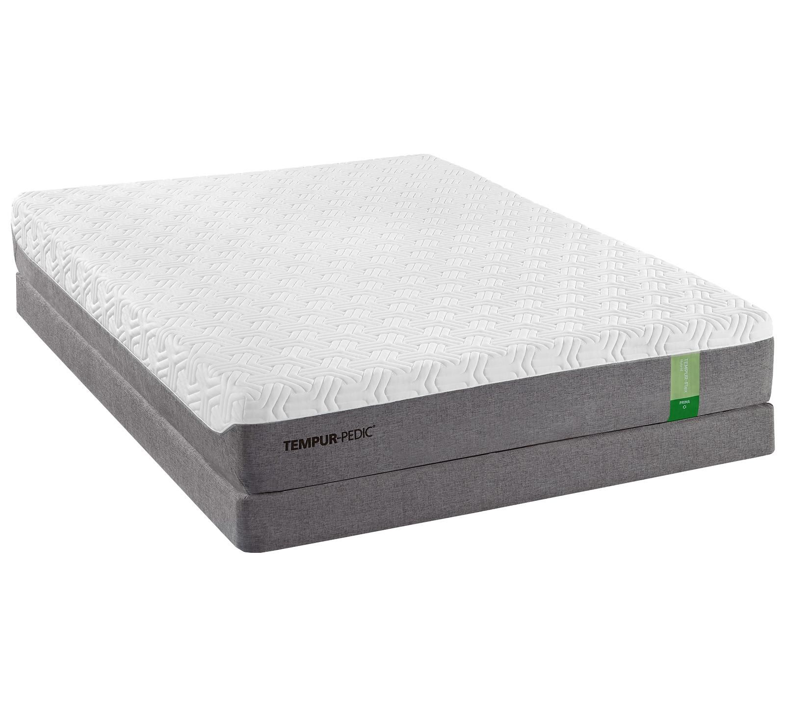 The TEMPURFlex Prima hybrid mattress is faster adapting