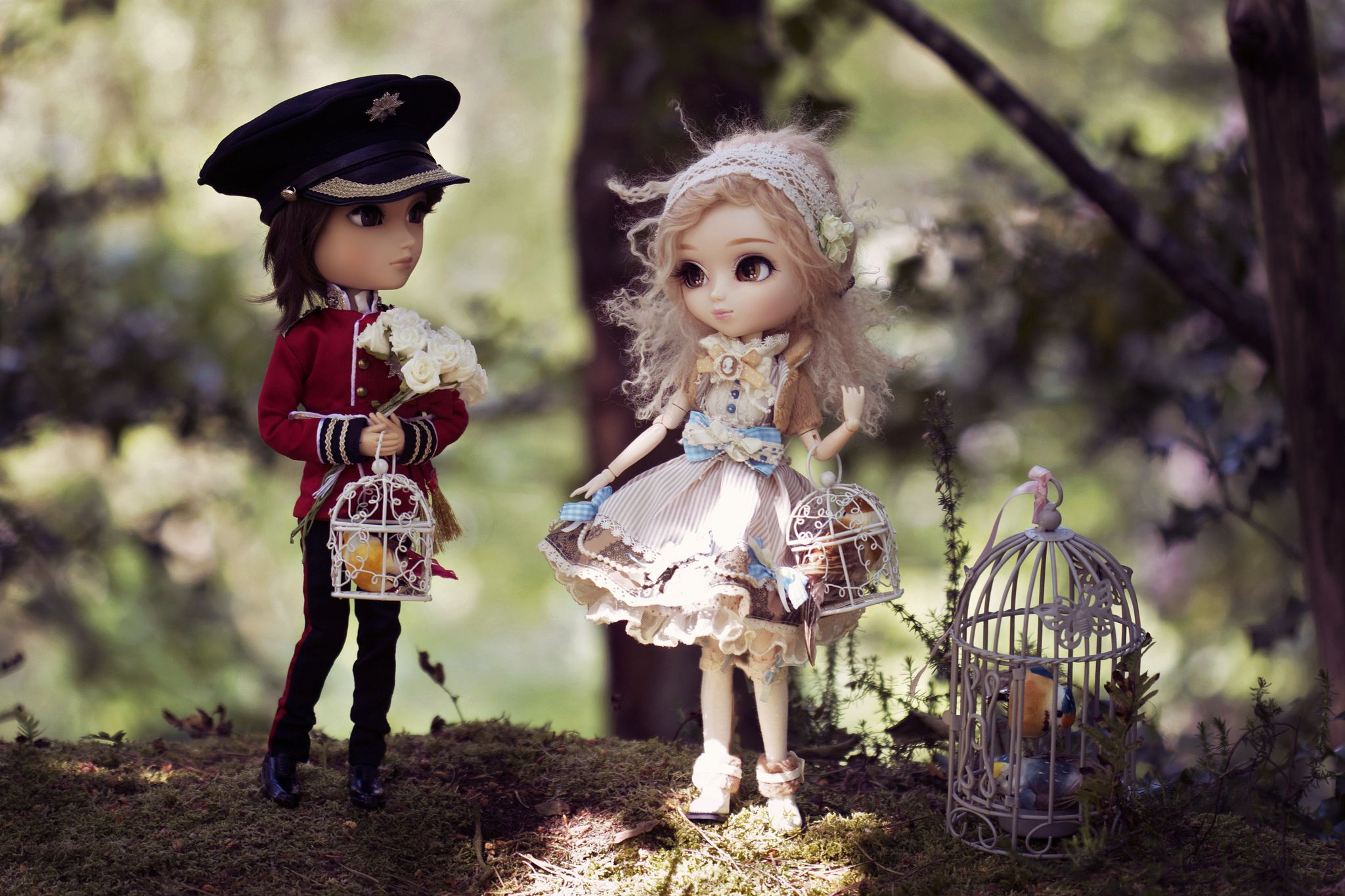 Pin By Preet Sangha On Dolls Cute Couple Wallpaper Cute Couple Images Couples Doll