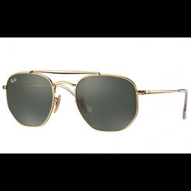 cd4ce326a75 new zealand ray ban wayfarer smartbuyglasses 87c82 f3b5b  get ray bans  round rb3648 marshal sunglasses gold frame green classic g 15 lens 16565  86edc
