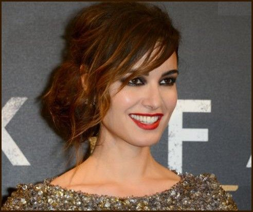 Cool 1000 Images About Berenice Marlohe Hairstyles On Pinterest Short Hairstyles Gunalazisus