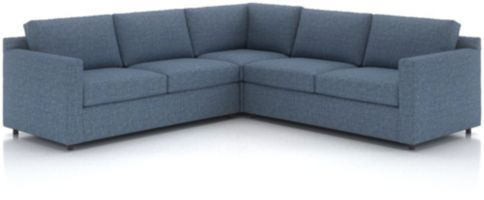 Surprising Barrett 3 Piece Sectional Reviews Crate And Barrel Gamerscity Chair Design For Home Gamerscityorg