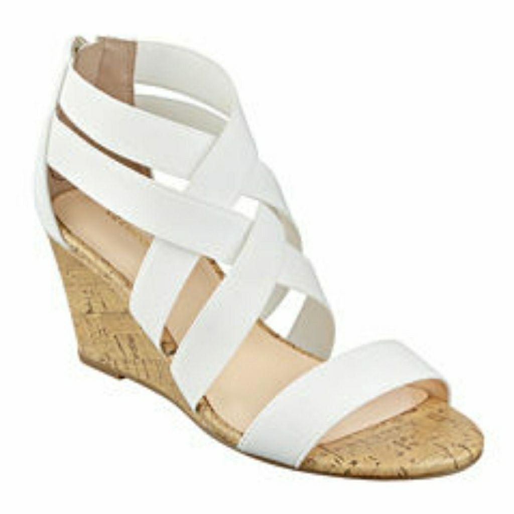Liz Claiborne Rockele Wedge Sandal
