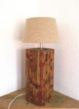 balken lampe garten in 2018 pinterest holzbalken holzdeko und alte holzbalken. Black Bedroom Furniture Sets. Home Design Ideas