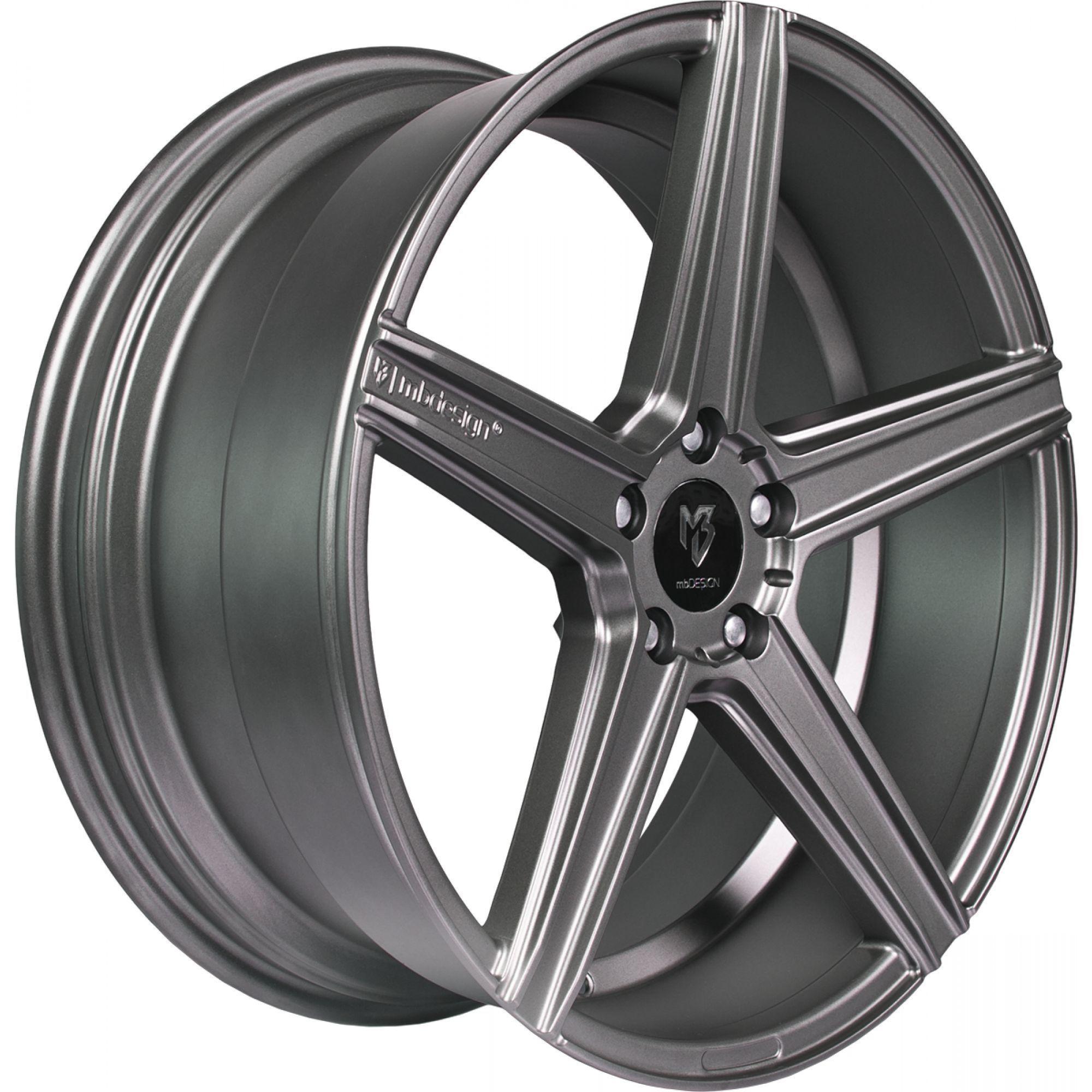 mb design kv1 felgen mattgrau in 19 zoll felgen pinterest wheels. Black Bedroom Furniture Sets. Home Design Ideas