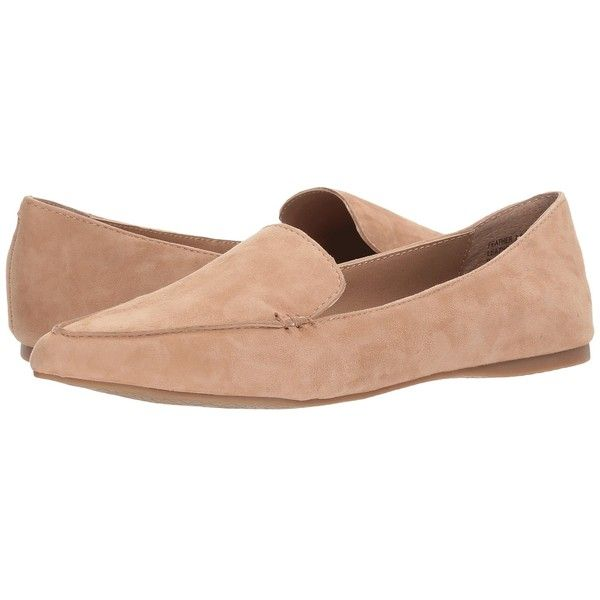 Steve Madden Feather Suede Loafers l7Yn8gRVo