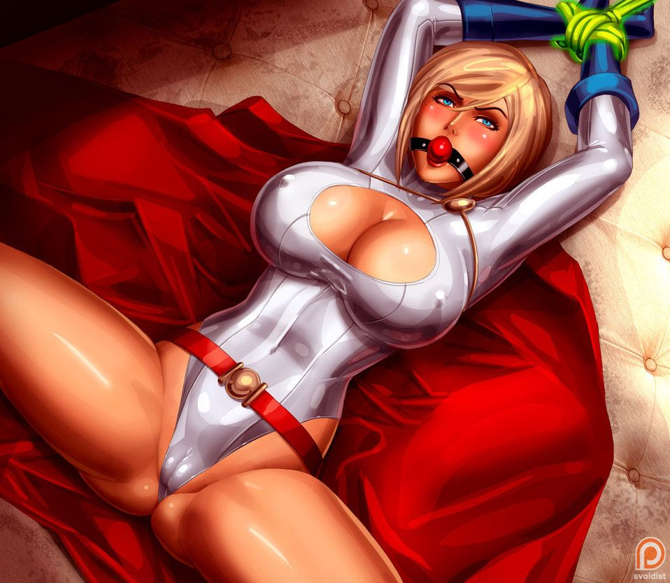 Power girl bondage