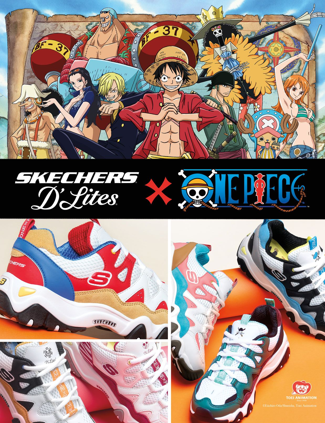 We Ve Teamed Up With Your Favorite Anime Series To Bring You These