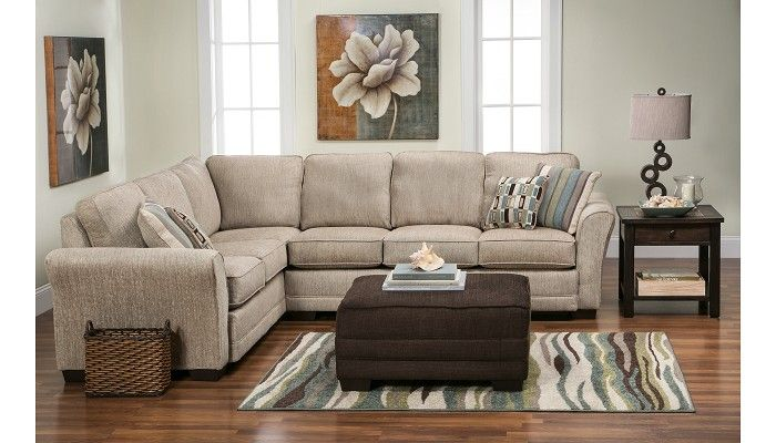Slumberland Boston Collection Cafe Sectional Sectional Furniture Adams Furniture