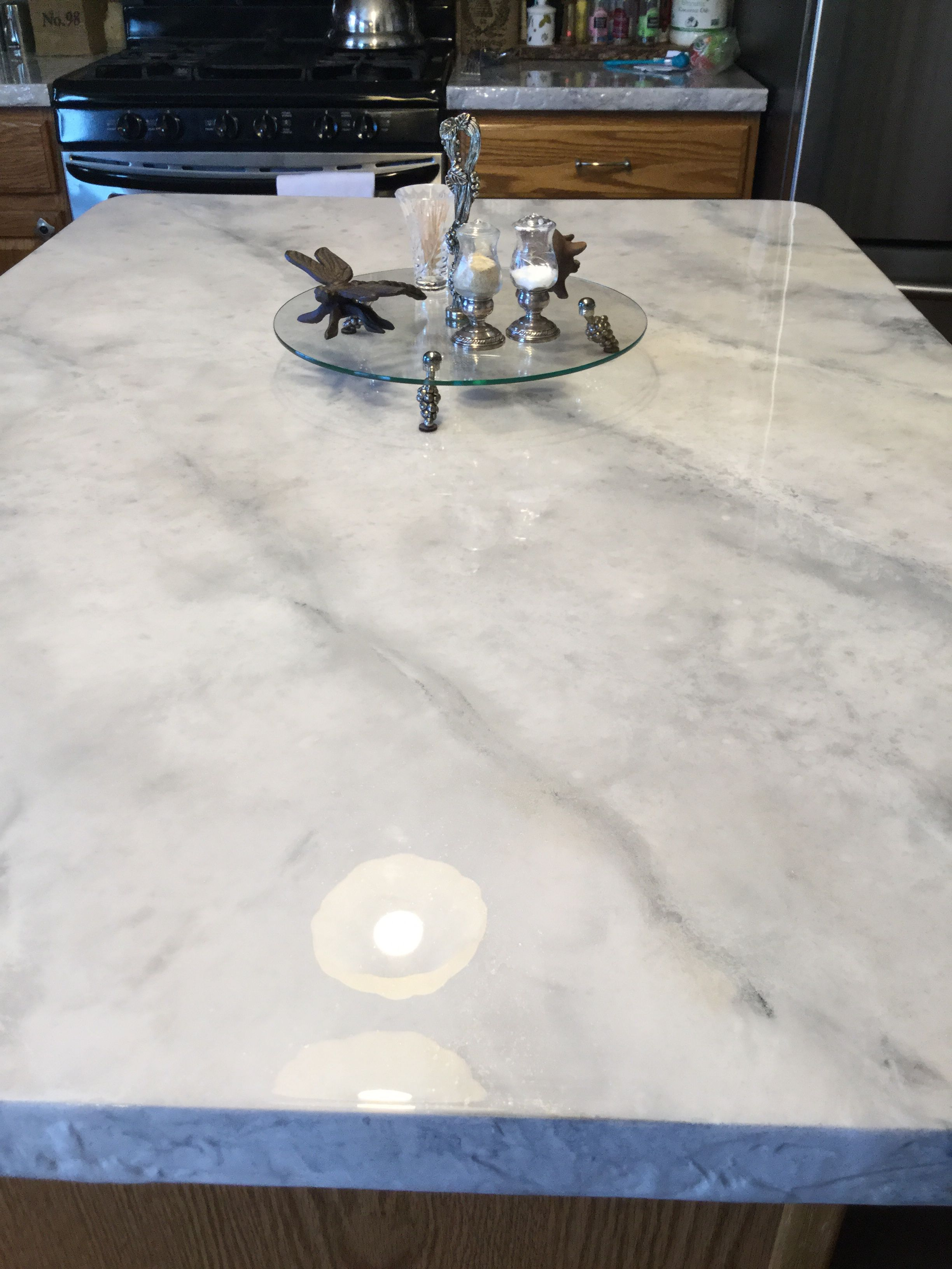 Pin By The Chateau Attic On The End Results Countertops