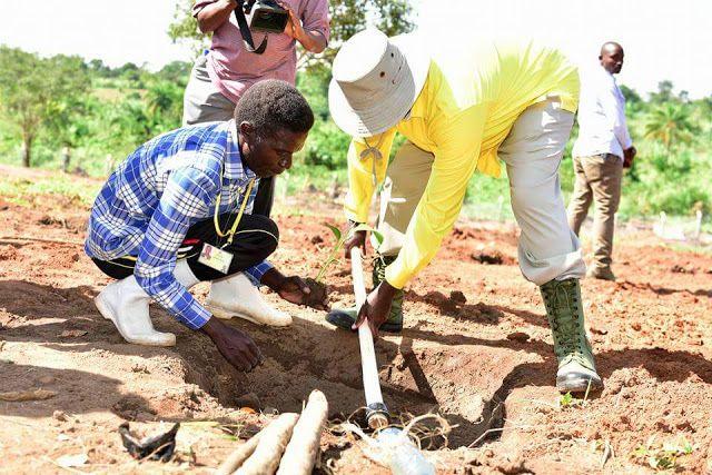 Uganda Kisanjahakunamchezo Achievements In 1 Month Makerere