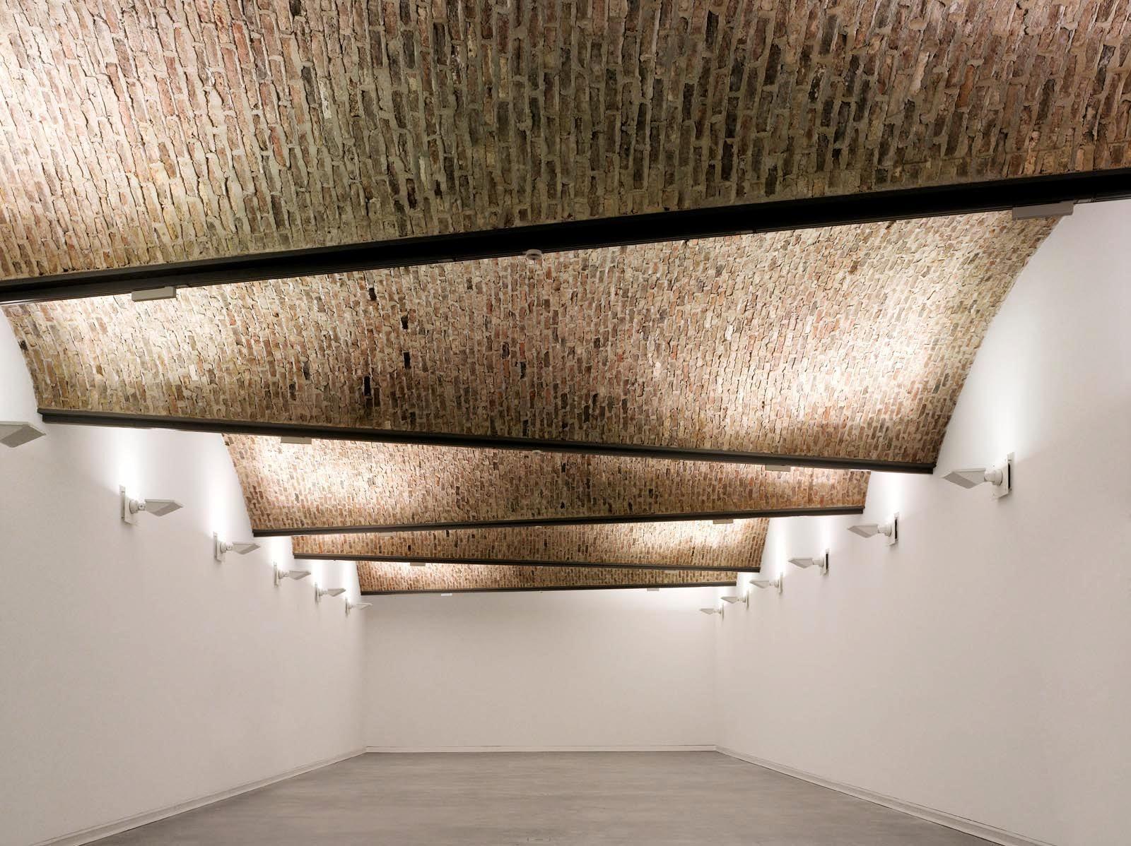 Architekten Ravensburg recyceltes ziegelmauerwerk kunstmuseum ravensburg lro fertig