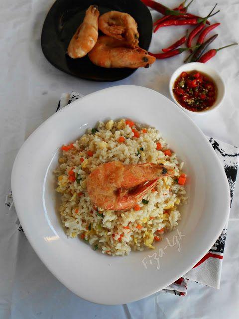 Nasi Goreng Udang Tempura Tempura Makanan Resep Masakan