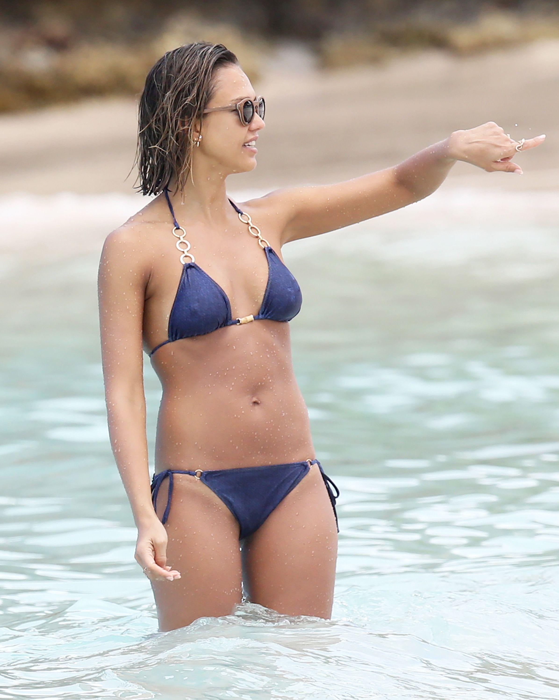 Exteme sheer bikinis