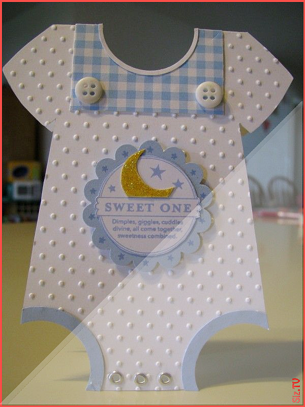 baby boy onesie cardsandoval0997  cards and paper