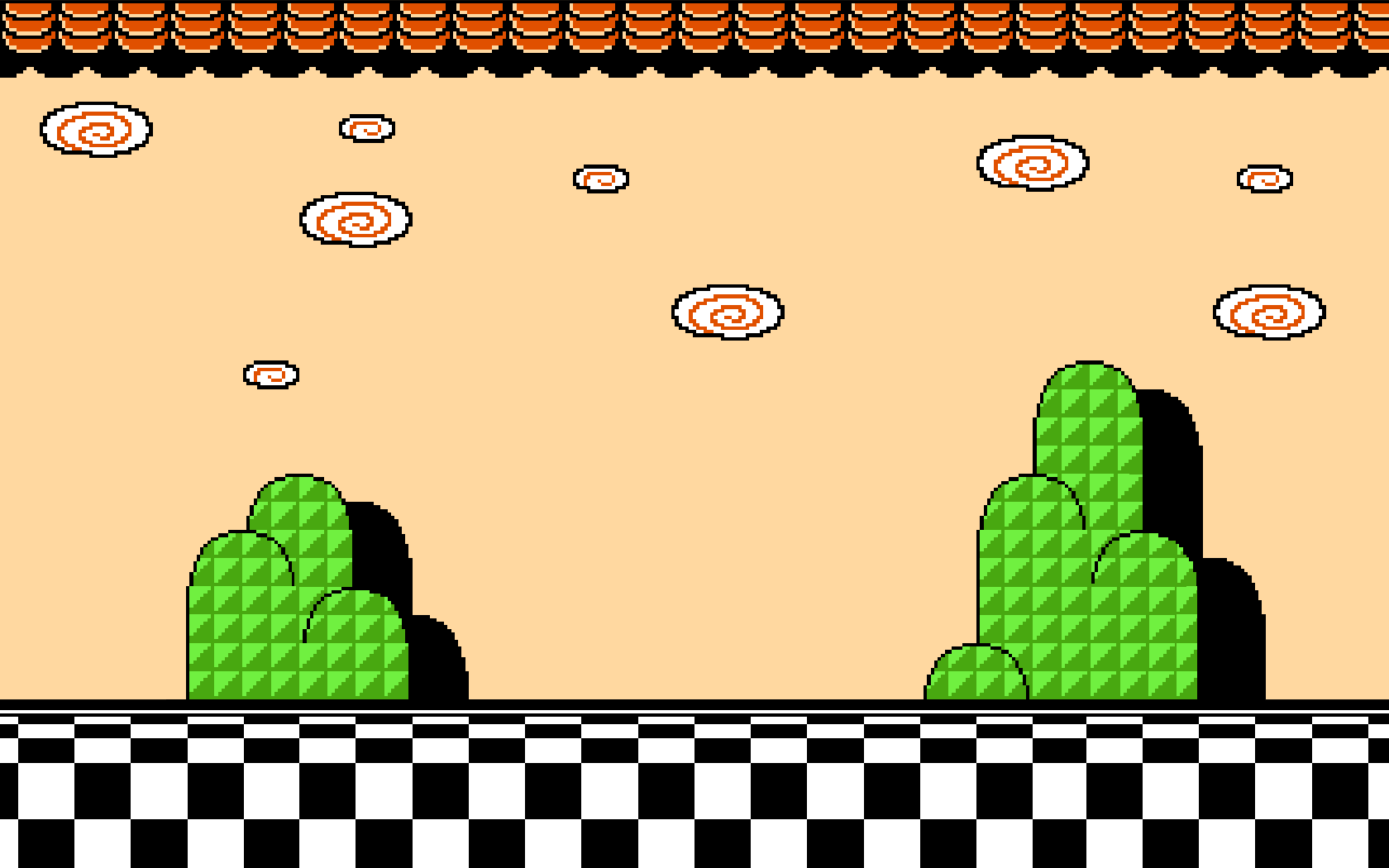 background super mario bros 3 wallpaper