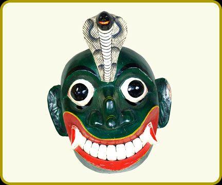 """Sanni"" Mask"