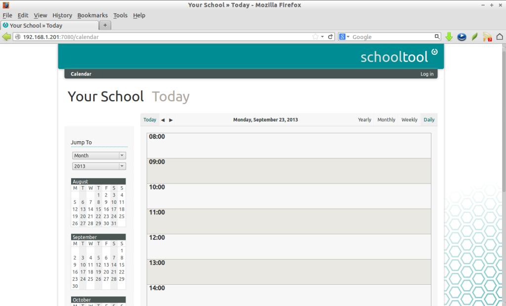 Install And Configure SchoolTool On Ubuntu Utiles