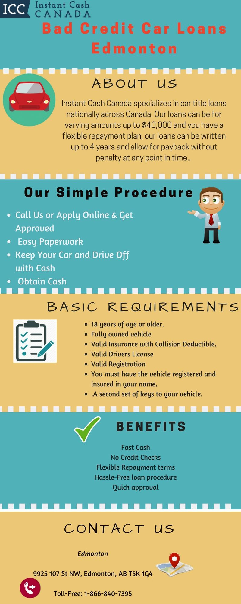 Bad Credit Car Loans Edmonton Instant Approval Cash On Same Day Bad Credit Car Loan Car Loans Bad Credit