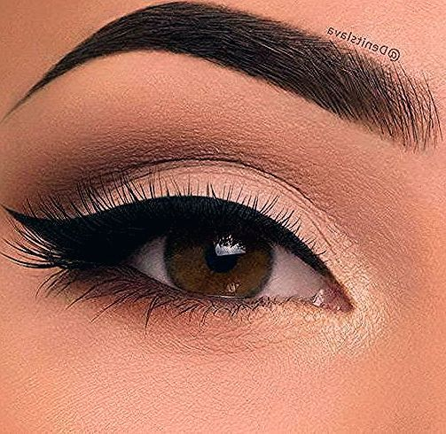Photo of 52 Best Gorgeous and Trendy Brown eyes Makeup Design for Prom or Party 💋 – Page 3 of 51