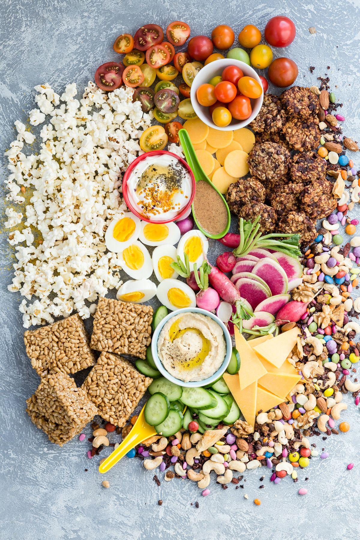 10 Surprising Healthy Snack Foods