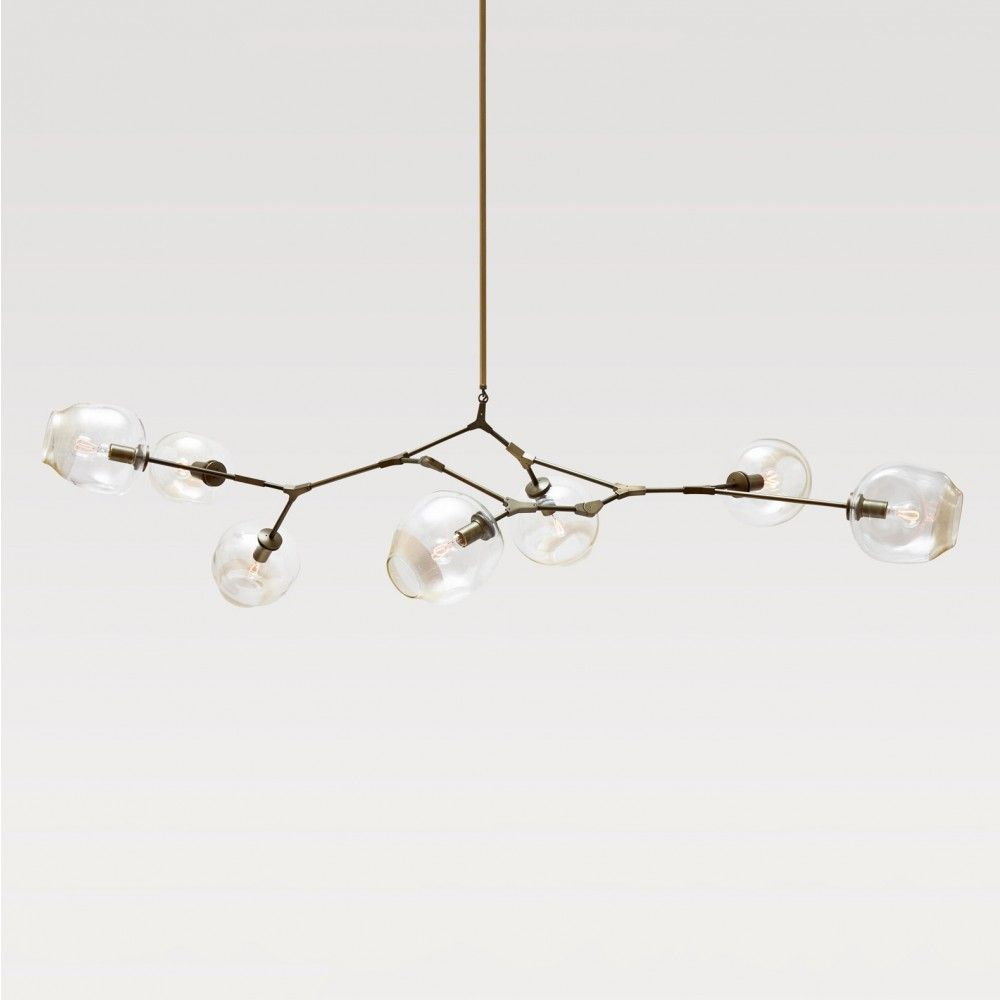 Branching bubbles bb0745 ceiling light wh pinterest branching bubbles light by lindsey adelman arubaitofo Image collections