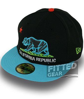... norway usa washington nationals hat black california republic 7 two  tone turquoise cali bear new era 786530106a85