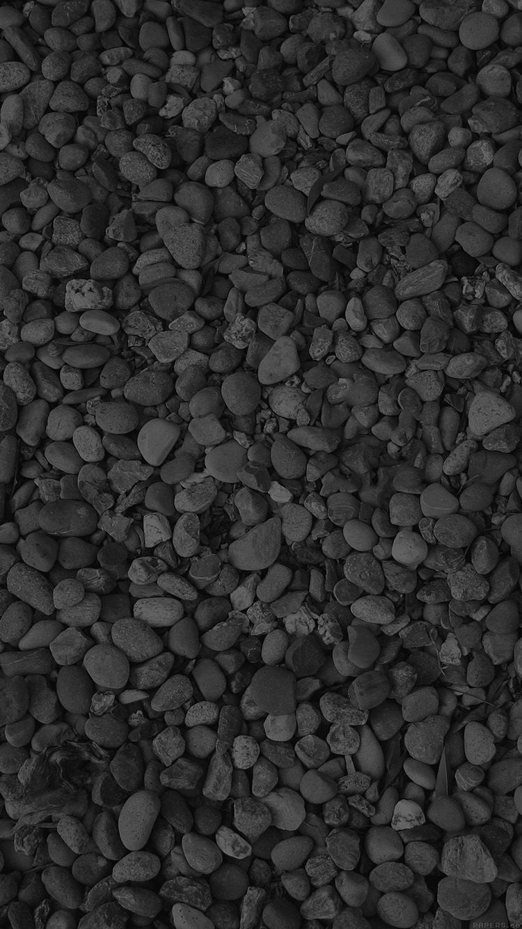 Stone Sea Nature Dark Pattern Wallpaper Hd Iphone Cool Wallpapers For Phones Iphone Background Iphone Wallpaper